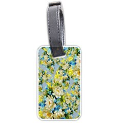 Background Backdrop Patterns Luggage Tags (Two Sides)