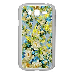 Background Backdrop Patterns Samsung Galaxy Grand DUOS I9082 Case (White)