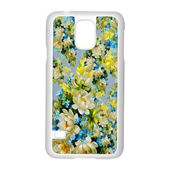 Background Backdrop Patterns Samsung Galaxy S5 Case (white)