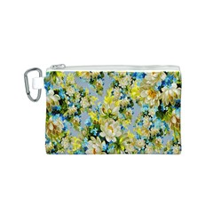 Background Backdrop Patterns Canvas Cosmetic Bag (S)