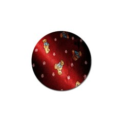 Background Fabric Golf Ball Marker (10 pack)