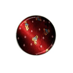 Background Fabric Hat Clip Ball Marker