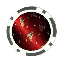 Background Fabric Poker Chip Card Guard (10 pack)