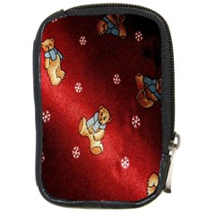 Background Fabric Compact Camera Cases