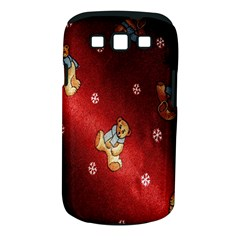 Background Fabric Samsung Galaxy S Iii Classic Hardshell Case (pc+silicone)