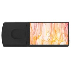 Background Modern Computer Design USB Flash Drive Rectangular (1 GB)