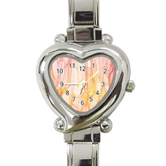 Background Modern Computer Design Heart Italian Charm Watch