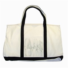 Background Modern Computer Design Two Tone Tote Bag