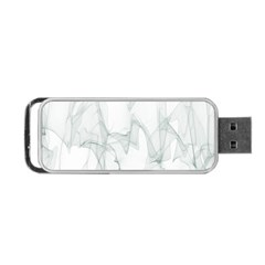 Background Modern Computer Design Portable USB Flash (Two Sides)