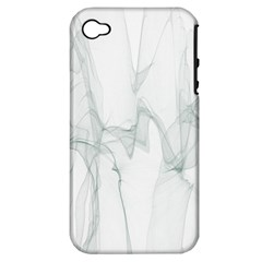 Background Modern Computer Design Apple iPhone 4/4S Hardshell Case (PC+Silicone)