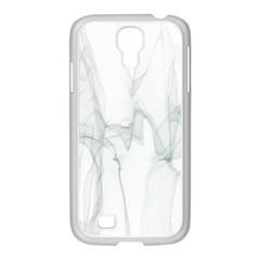 Background Modern Computer Design Samsung Galaxy S4 I9500/ I9505 Case (white)