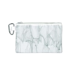 Background Modern Computer Design Canvas Cosmetic Bag (S)