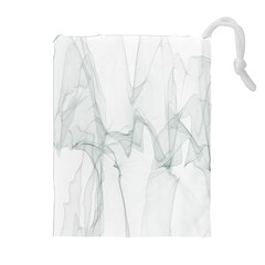 Background Modern Computer Design Drawstring Pouches (Extra Large)