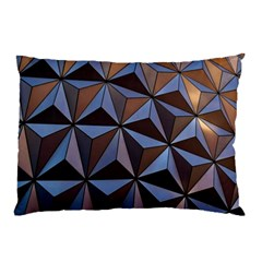 Background Geometric Shapes Pillow Case