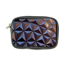 Background Geometric Shapes Coin Purse