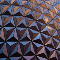 Background Geometric Shapes Magic Photo Cubes