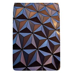 Background Geometric Shapes Flap Covers (S)