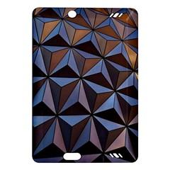 Background Geometric Shapes Amazon Kindle Fire HD (2013) Hardshell Case