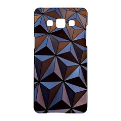 Background Geometric Shapes Samsung Galaxy A5 Hardshell Case