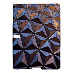 Background Geometric Shapes Samsung Galaxy Tab S (10 5 ) Hardshell Case