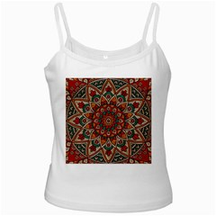 Background Metallizer Pattern Art Ladies Camisoles