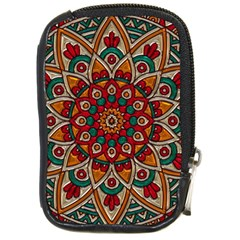 Background Metallizer Pattern Art Compact Camera Cases