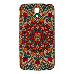 Background Metallizer Pattern Art Samsung Galaxy Mega I9200 Hardshell Back Case