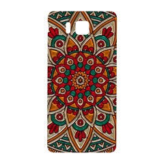 Background Metallizer Pattern Art Samsung Galaxy Alpha Hardshell Back Case