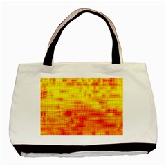 Background Image Abstract Design Basic Tote Bag (Two Sides)