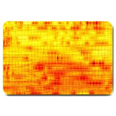 Background Image Abstract Design Large Doormat
