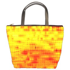 Background Image Abstract Design Bucket Bags