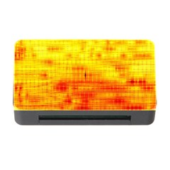 Background Image Abstract Design Memory Card Reader with CF
