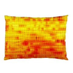 Background Image Abstract Design Pillow Case (Two Sides)