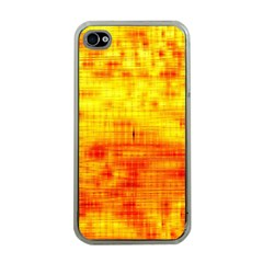 Background Image Abstract Design Apple iPhone 4 Case (Clear)