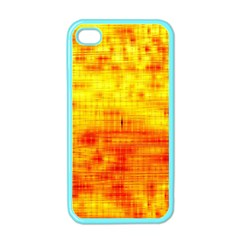 Background Image Abstract Design Apple Iphone 4 Case (color)