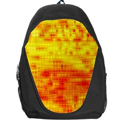 Background Image Abstract Design Backpack Bag