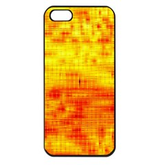 Background Image Abstract Design Apple Iphone 5 Seamless Case (black)