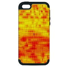 Background Image Abstract Design Apple Iphone 5 Hardshell Case (pc+silicone)
