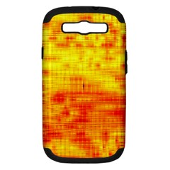 Background Image Abstract Design Samsung Galaxy S Iii Hardshell Case (pc+silicone)