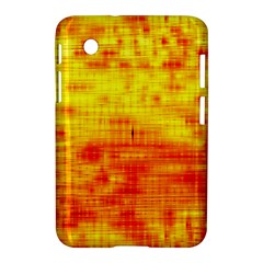 Background Image Abstract Design Samsung Galaxy Tab 2 (7 ) P3100 Hardshell Case