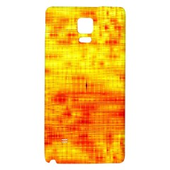Background Image Abstract Design Galaxy Note 4 Back Case