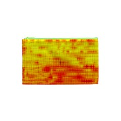 Background Image Abstract Design Cosmetic Bag (XS)