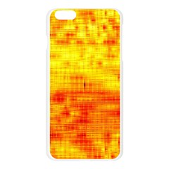 Background Image Abstract Design Apple Seamless iPhone 6 Plus/6S Plus Case (Transparent)