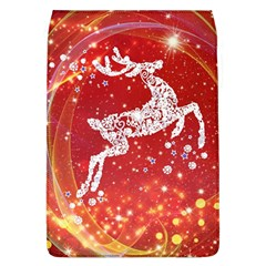Background Reindeer Christmas Flap Covers (L)