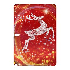 Background Reindeer Christmas Samsung Galaxy Tab Pro 12 2 Hardshell Case