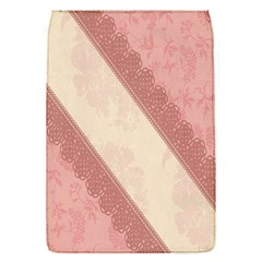Background Pink Great Floral Design Flap Covers (s)