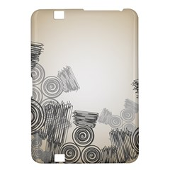Background Retro Abstract Pattern Kindle Fire HD 8.9