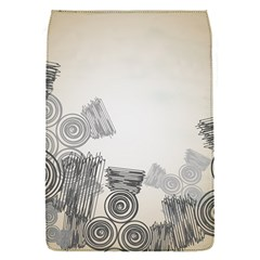 Background Retro Abstract Pattern Flap Covers (s)