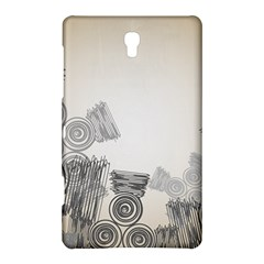 Background Retro Abstract Pattern Samsung Galaxy Tab S (8.4 ) Hardshell Case