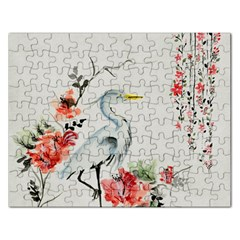 Background Scrapbook Paper Asian Rectangular Jigsaw Puzzl